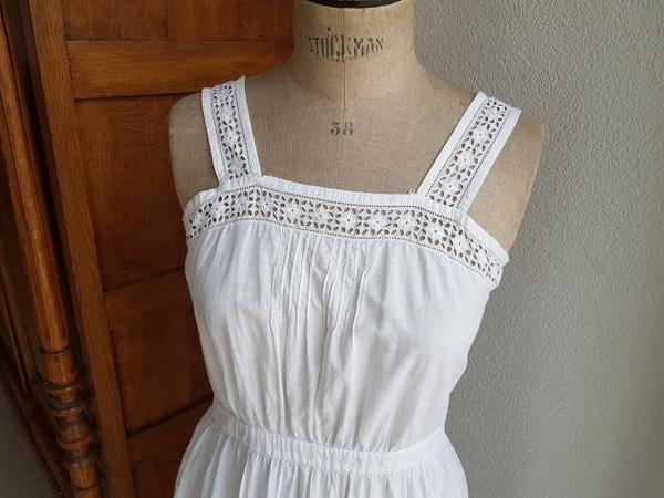 画像1: フレンチノースリードレス