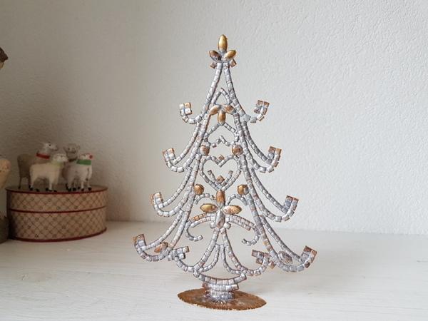 画像5: チェコガラスクリスマスツリー